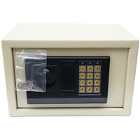 Tessi  Combination Locking Safe with Key Override