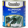 Douglas Decorative Range Aluminium Paint - 500ml