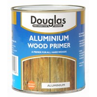 Douglas Decorative Range Aluminium Wood Primer - 250ml