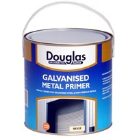 Douglas Decorative Range Galvanised Metal Primer - 2.5 Litre