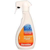 Barrettine  Woodworm Killer Trigger Spray - 500ml