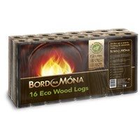 Bord na Móna  Eco Wood Log - 16 Pack