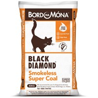 Bord na Móna Black Diamond Smokeless Supercoal Coal - 40kg
