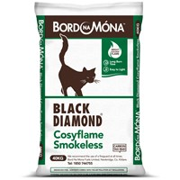 Bord na Móna Black Diamond Cosyflame Smokeless Coal - 40kg