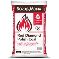 Bord na Móna Red Diamond Polish Coal - 40kg