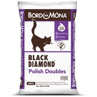 Bord na Móna Black Diamond Polish Doubles Coal - 20kg