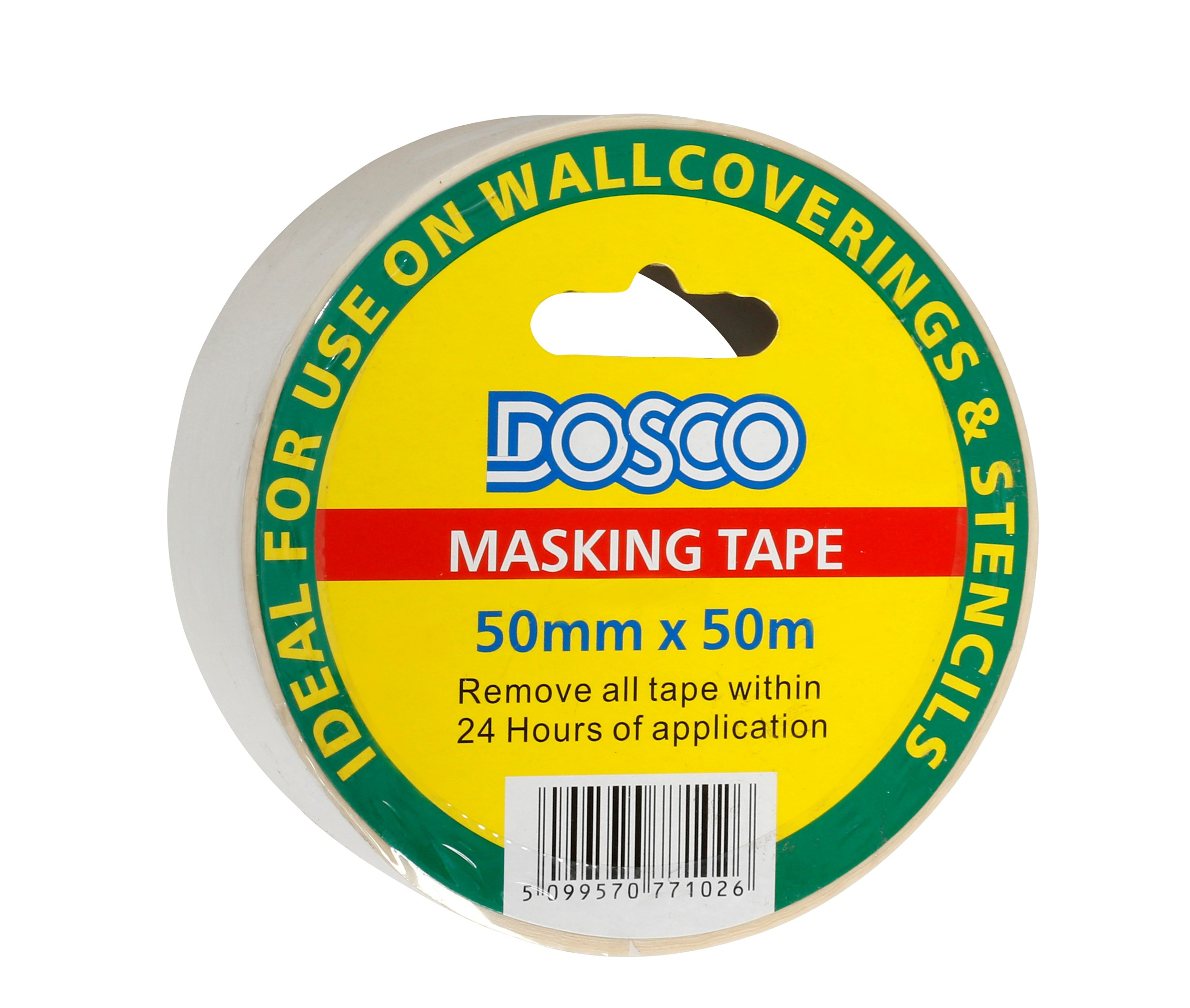 Dosco  Masking Tape - 50mm