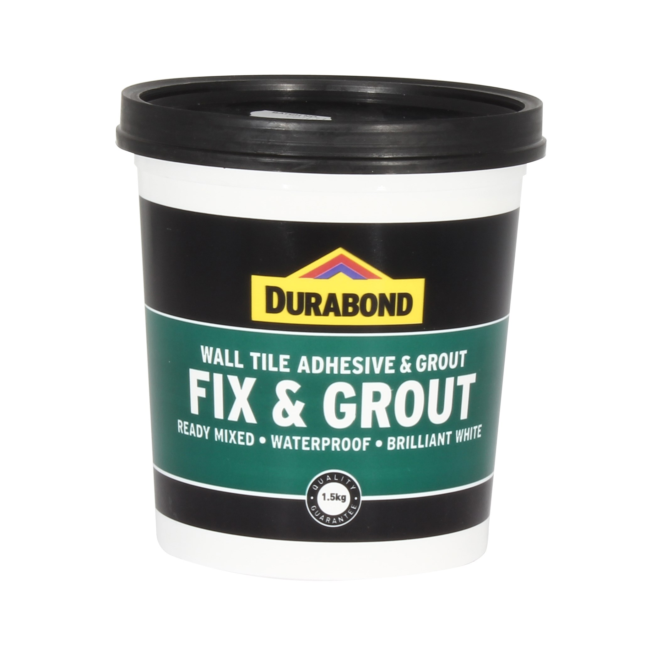Durabond  Waterproof Fix & Grout - 1.5 kg