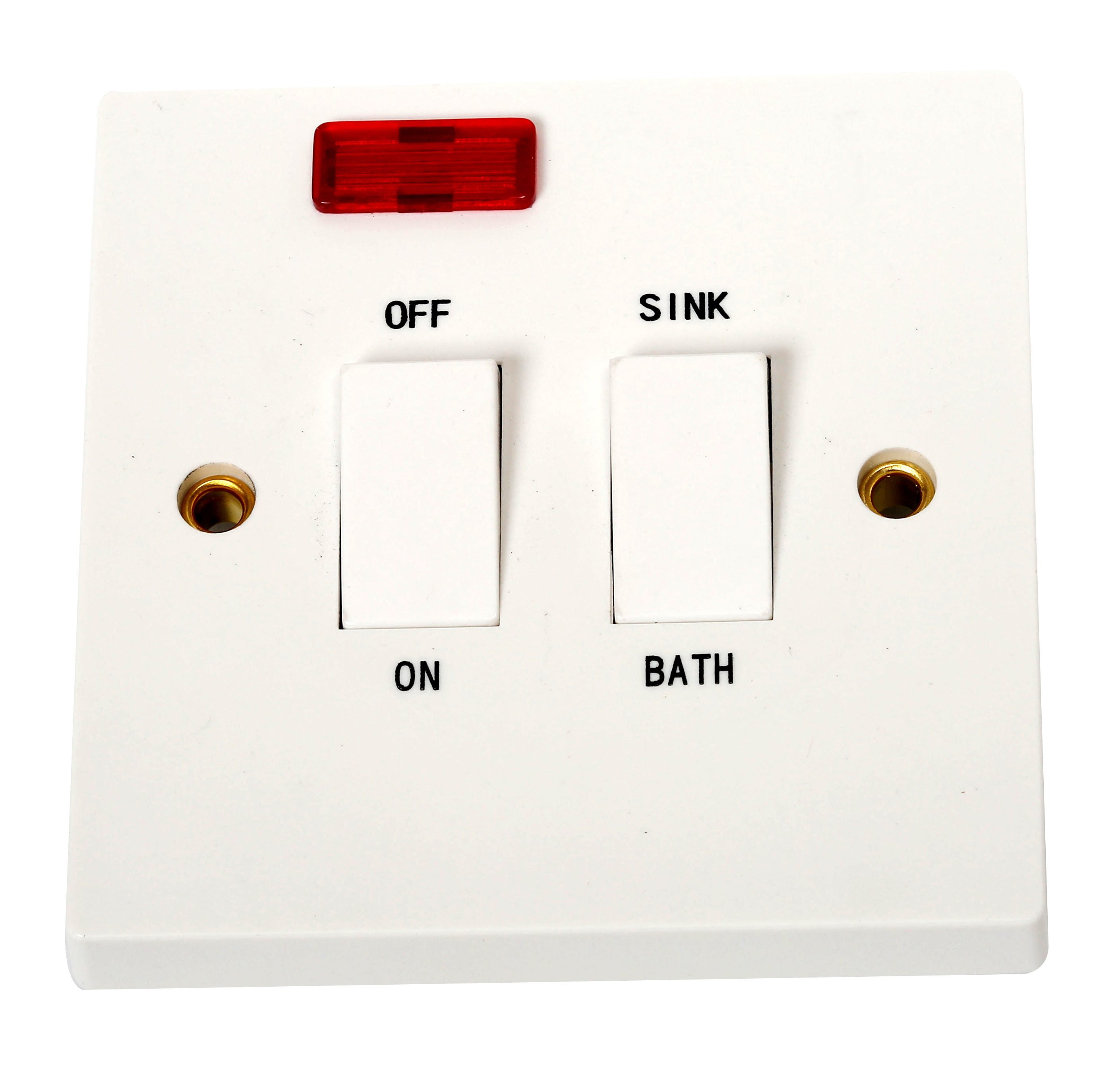 Phoenix Dual Immersion Switch With On/Off Indicator   20 Amp
