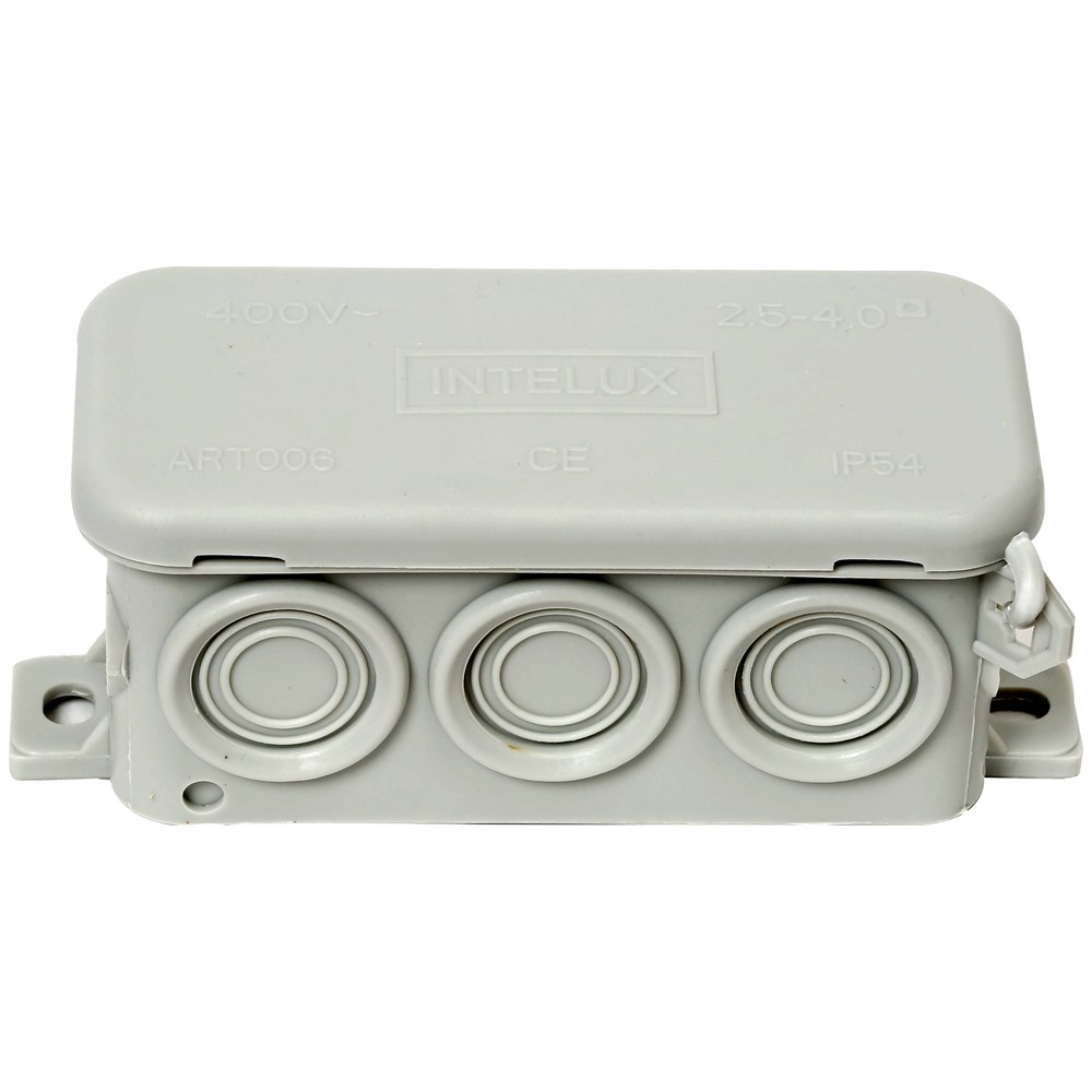 Phoenix Outdoor Junction Box Coffin Shaped Switches Sockets