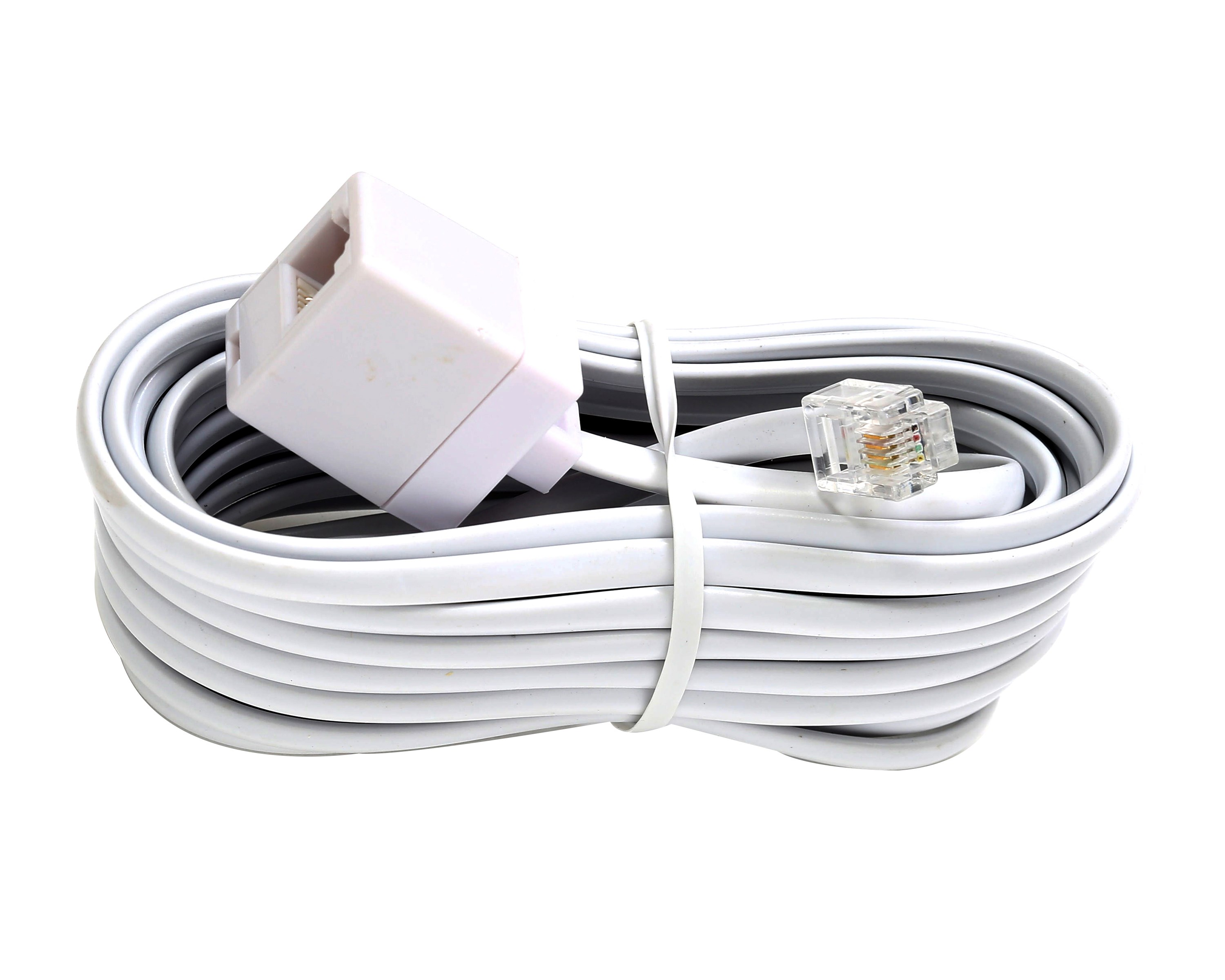 Phoenix  Telephone Lead - 25ft