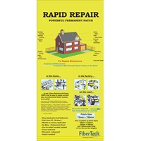 Fiber Tech  Small Rapid Repair Patch - 150 x 75mm