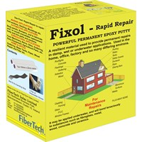 Fiber Tech  Fixol - Rapid Repair Epoxy Putty
