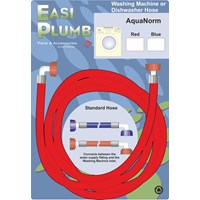 Easi Plumb  AquaNorm Appliance Hose - Red