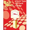 Easi Heat  Clock Type Oil Tank Gauge