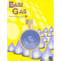 Easi Gas  Basic Propane Regulator