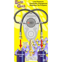 Easi Gas  Automatic Changeover Regulator