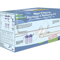 Easi Plumb  Water Filtering, Purifying & Softening Kit