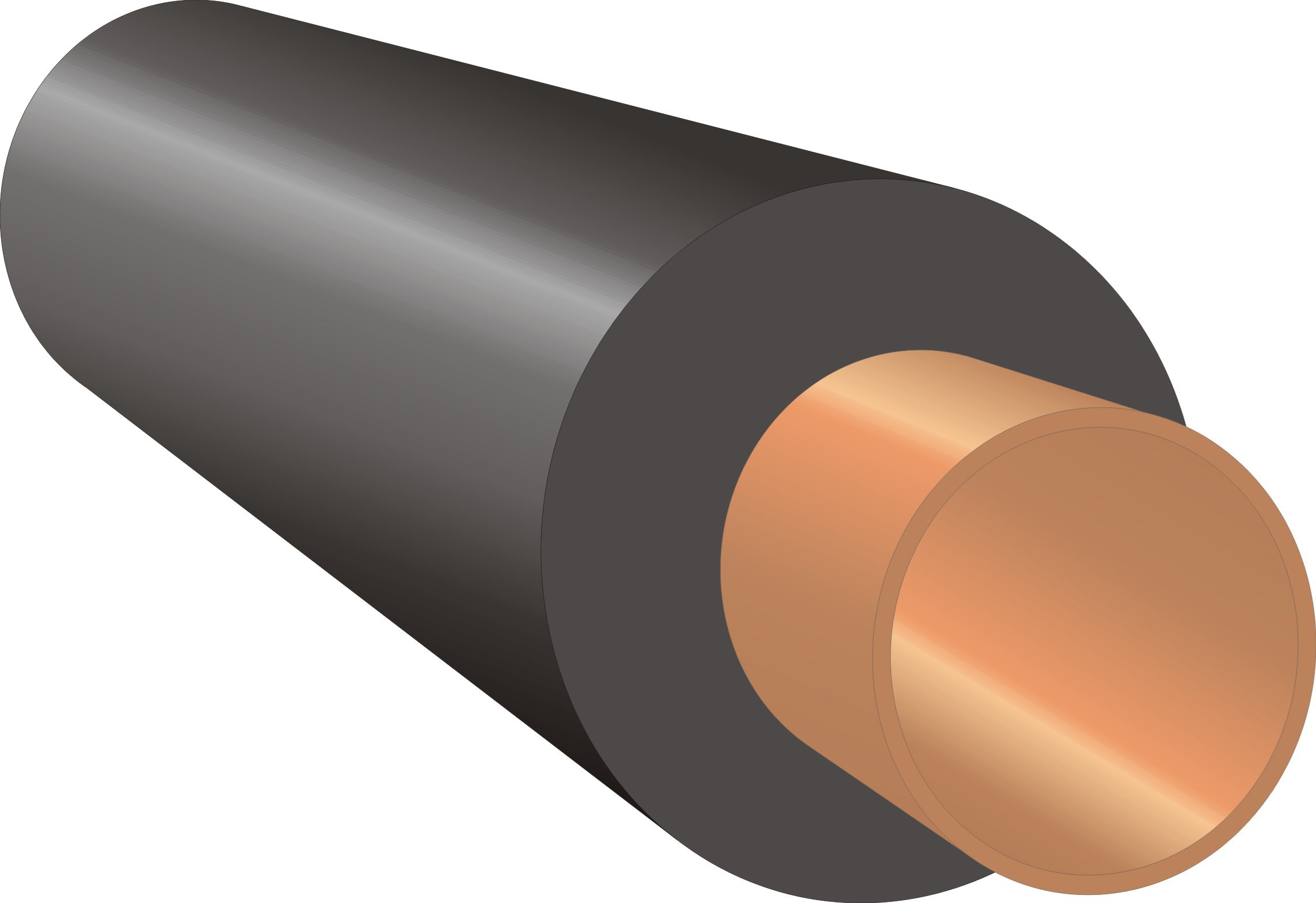 Economiser  AeroFlex Unslit Pipe Insulation - 3/4in x 1m
