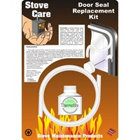 Stove Care  Stove Door Seal Replacement Kit