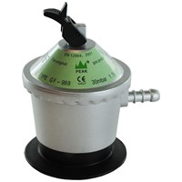 Safeline  Low Pressure Regulator With Safety Clip