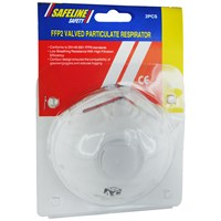 Safeline  FFP1 Moulded Dust Mask - 10 Pack