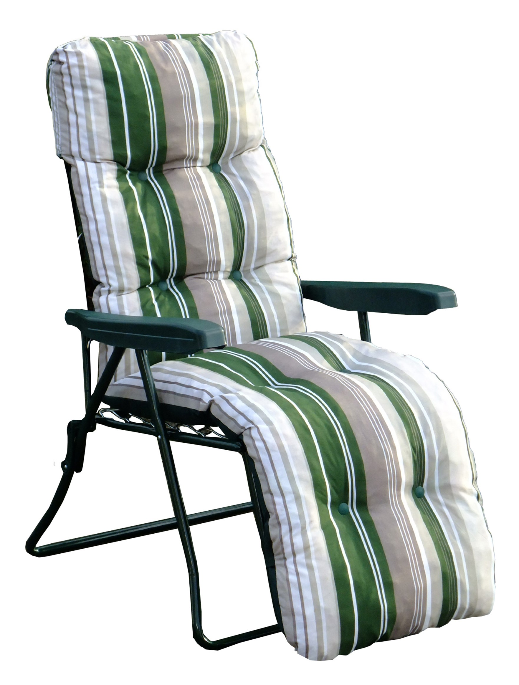 Allibert Minnesota High Back Chair Graphite Patio