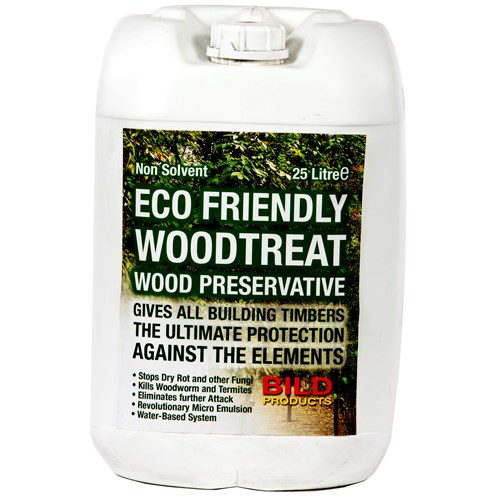 IBC Surfaspro Eco-Friendly Wood Preservative Brown - 25ltr
