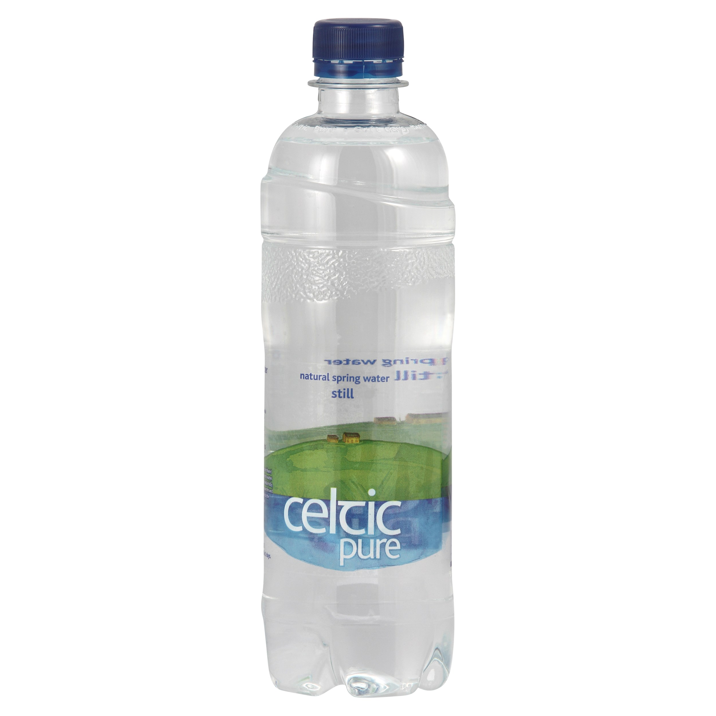 Celtic Pure  Natural Spring Still Water - 500ml