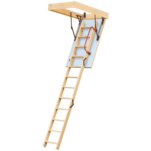 Easi Fix  Thermo Attic Ladder - 120cm