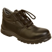 Bodyworks  Brody Metal Free Safety Boots - Black