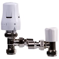 SCS  1/2in Thermostatic Radiator Valve