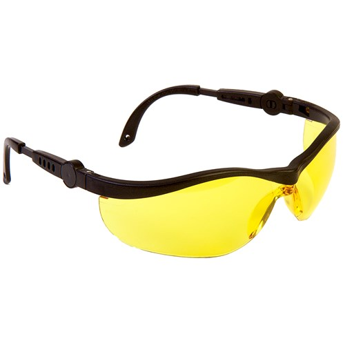 Cargo  Amber Safety Glasses