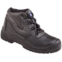 Bodyworks  Bronson Safety Boots - Black