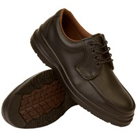 Bodyworks  Newman Executive Safety Shoes - Black