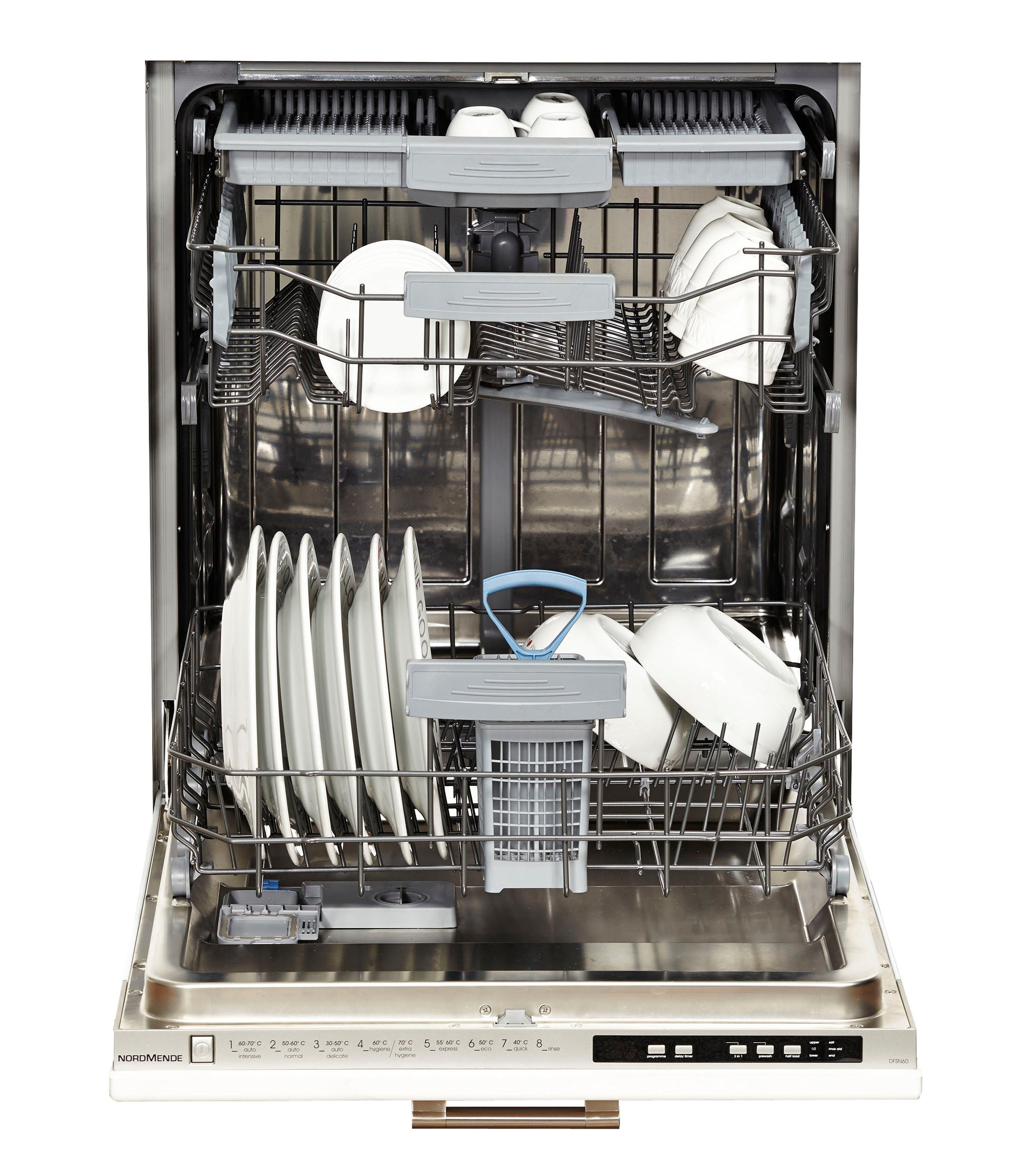 NordMende  Fully Integrated Dishwasher 60cm - DFSN63
