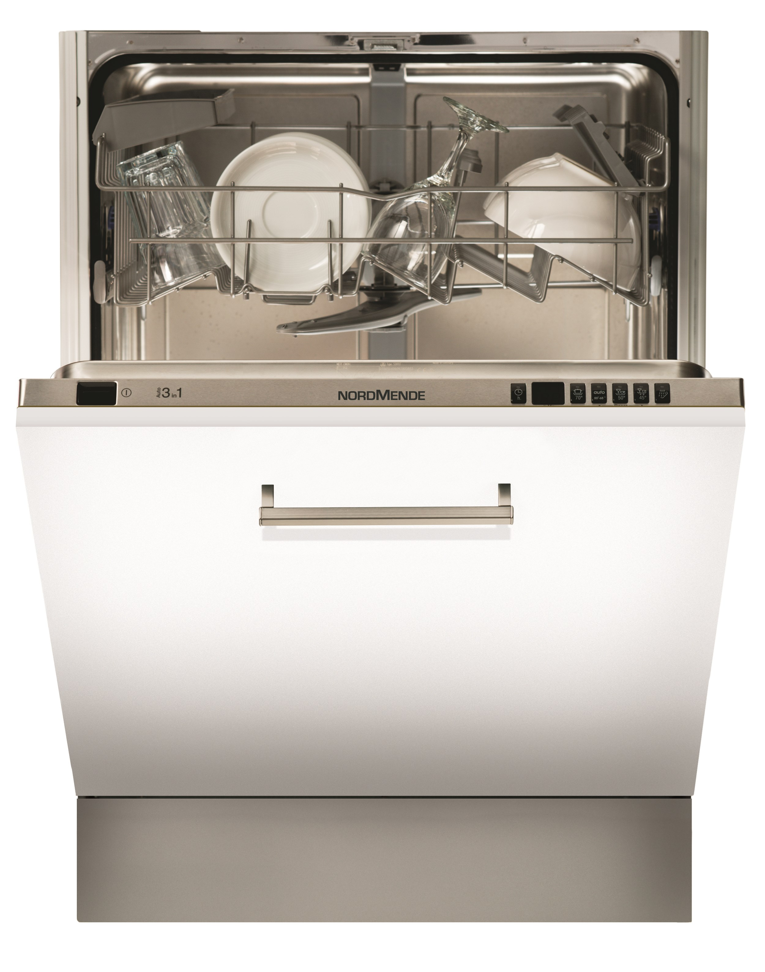 NordMende  Fully Integrated Dishwasher 60cm - DFSN60