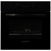 NordMende  Single Black Fan Oven & Grill - SO302BL