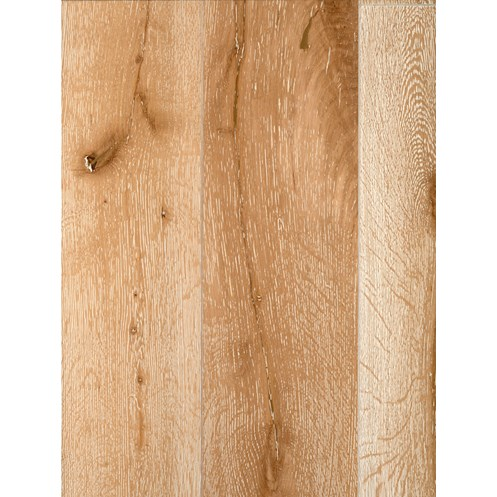 Canadia Alpine Semi Solid Wood Flooring 15mm - White Oak Limed Brushed Matt