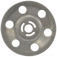 Rawlplug  Metal Insulation Disc - 50 Pack