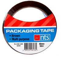 Packing Tape Brown - 48mm x 66m