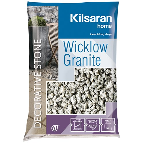 Kilsaran  Wicklow Granite Decorative Stone - 25kg