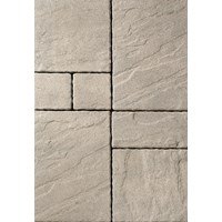 Kilsaran Belvedere Flag 4 Size Mix 60mm - Slate