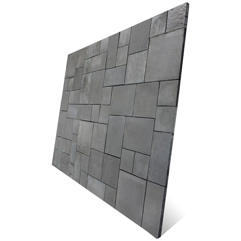 Kilsaran Cambridge Paving Large Size Pack 38mm - Charcoal