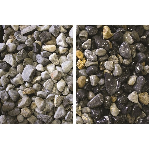 The River Collection  Bandon Pebble Decorative Stone - 6mm