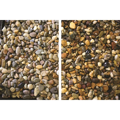The River Collection  Barrow Pebble Decorative Stone - 125mm
