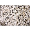 The River Collection  Lagan White & Black Marble Decorative Stone - 10mm