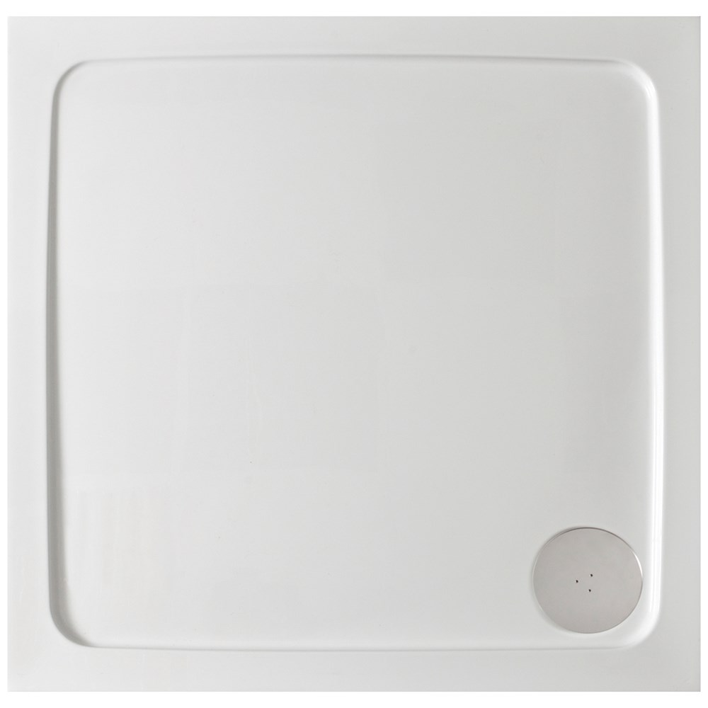 Kristal Square Shower Tray - 900mm | Shower Trays | Topline.ie
