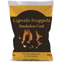 CPL  Lignite Nuggets Smokeless Coal - 40kg