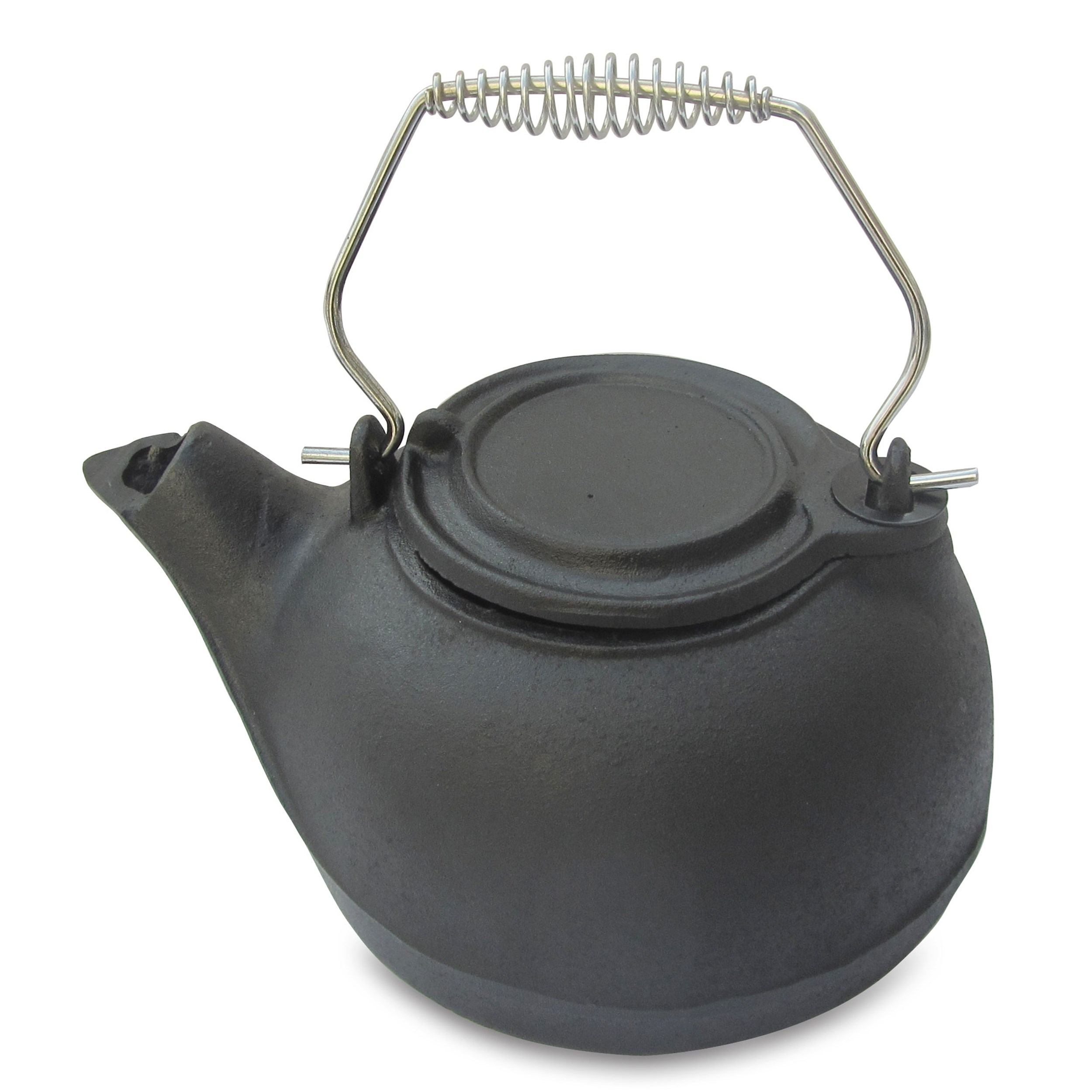 De Vielle  Heritage Cast Iron Kettle Humidifier
